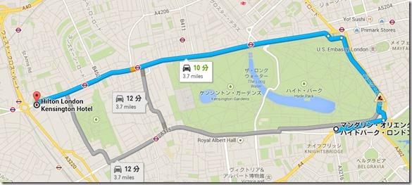 ロンドン地図画像23