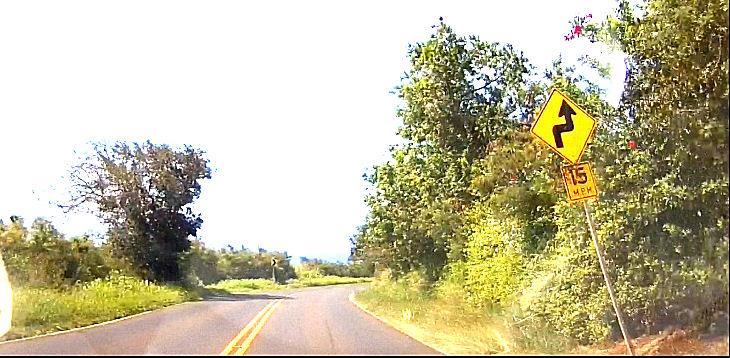 ハワイ州 マウイ島の道路標識 | ...